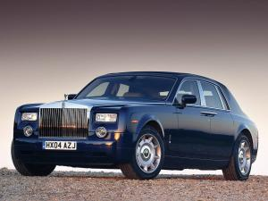 Rolls-Royce Phantom 2003 года (UK)
