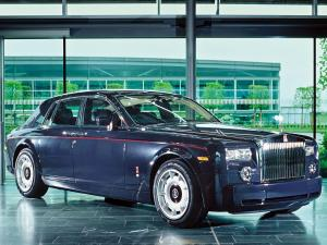 2004 Rolls-Royce Phantom Centenary