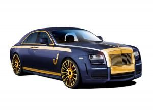 2010 Rolls-Royce Ghost by Mansory