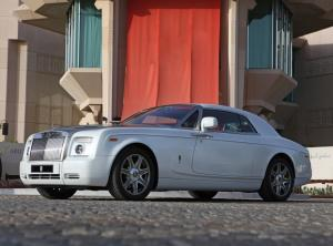 Rolls-Royce Phantom Coupe Shaheen '2010