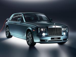 Rolls-Royce 102EX Electric Concept '2011