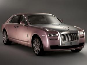Rolls-Royce Ghost Rose Quartz '2011