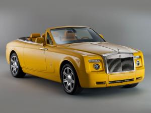 Rolls-Royce Phantom Drophead Coupe Bijan Edition '2011