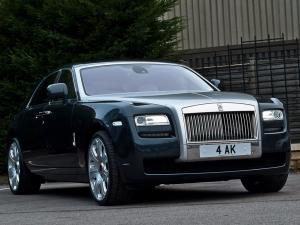 2012 Rolls Royce Ghost by Project Kahn