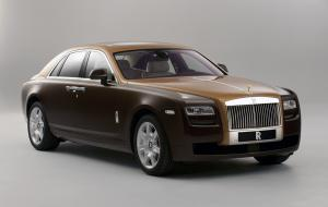 Rolls-Royce Ghost Two-Tone 2012 года
