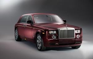Rolls-Royce Phantom Year of The Dragon 2012 года