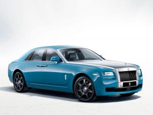 2013 Rolls-Royce Ghost Alpine Trial Centenary Collection