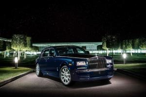 2013 Rolls-Royce Phantom Celestial Edition