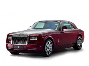 2013 Rolls-Royce Phantom Coupe Ruby