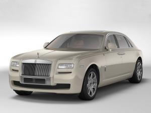 2014 Rolls-Royce Ghost Majestic Horse Edition