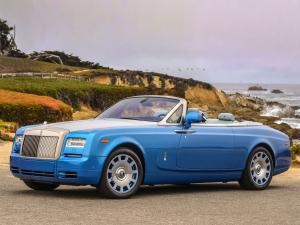 Rolls-Royce Phantom Drophead Coupe Waterspeed Collection 2014 года (US)