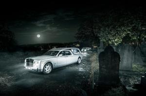 Rolls-Royce Phantom Hearse by Biemme Special Cars 2014 года