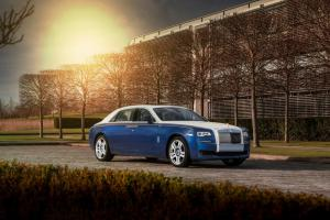 Rolls-Royce Ghost Mysore Collection 2015 года
