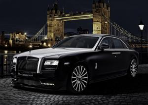 2015 Rolls-Royce Ghost San Mortiz by ONYX Concept