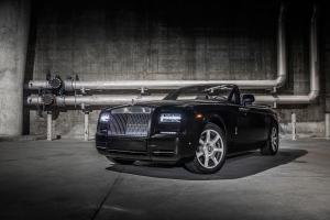 Rolls-Royce Phantom Drophead Coupe Nighthawk '2015