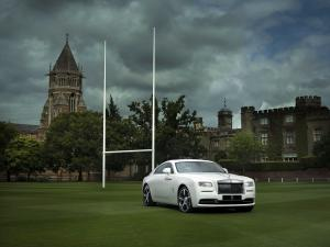 2015 Rolls-Royce Wraith History of Rugby