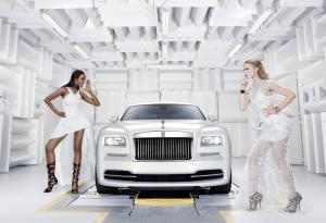 Rolls-Royce Wraith Inspired by Fashion '2015