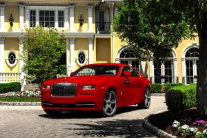 2015 Rolls-Royce Wraith St. James Edition