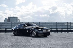 2015 Rolls-Royce Wraith on ADV.1 Wheels (ADV10MV1)