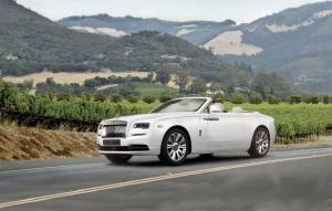Rolls-Royce Dawn 001 2016 года