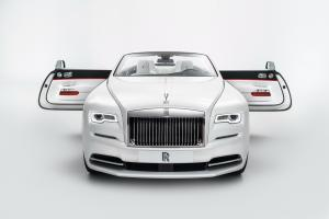 2016 Rolls-Royce Dawn Inspired by Fashion