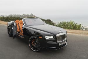 2016 Rolls-Royce Dawn on Forgiato Wheels (Formato-ECL)