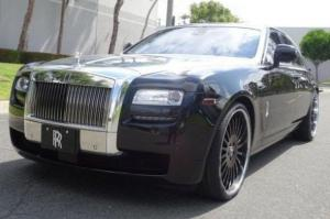 Rolls-Royce Ghost on Forgiato Wheels (Andata) 2016 года