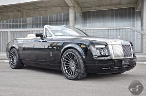 2016 Rolls-Royce Phantom Drophead Coupe by Hamann and DS Automobile