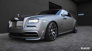 2016 Rolls-Royce Wraith by Spofec and RACE!