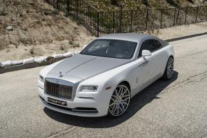 2016 Rolls-Royce Wraith on Forgiato Wheels (Maglia-ECL)