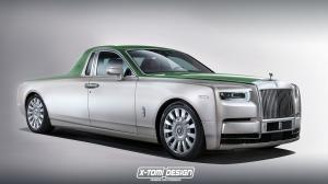 Rolls Royce Phantom Pickup by X-Tomi Design