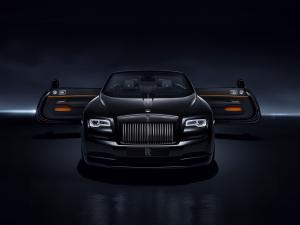 2017 Rolls-Royce Dawn Black Badge