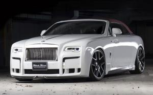 Rolls-Royce Dawn Sports Line Black Bison Edition by Wald 2017 года