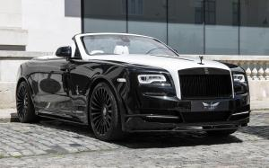 2017 Rolls-Royce Dawn by ONYX Concept