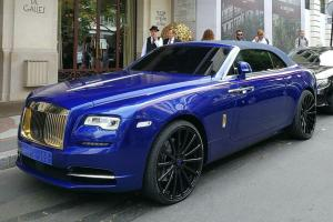 Rolls-Royce Dawn on Forgiato Wheels (F2.15-M)