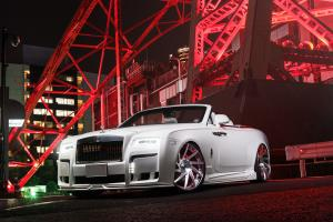 2017 Rolls-Royce Dawn on Forgiato Wheels (Troppo-ECL)