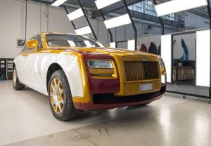 2017 Rolls-Royce Ghost by Garage Italia Customs