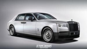 2017 Rolls-Royce Phantom BaseSpec by X-Tomi Design