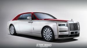 Rolls-Royce Phantom Coupe by X-Tomi Design