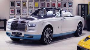 Rolls-Royce Phantom Drophead Coupe Last of the Last