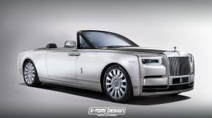 Rolls-Royce Phantom Drophead Coupe by X-Tomi Design