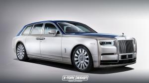 Rolls-Royce Phantom ShootingBrake by X-Tomi Design