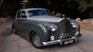 Rolls-Royce Silver Cloud Derelict by ICON 2017 года