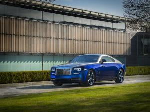 2017 Rolls-Royce Wraith Bespoke Collection