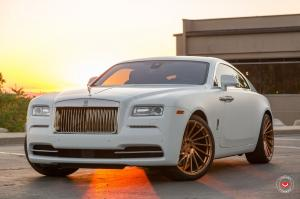 Rolls-Royce Wraith on Vossen Wheels (VPS-305T)