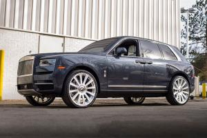 2018 Rolls-Royce Cullinan on Forgiato Wheels (Lavorato-M)