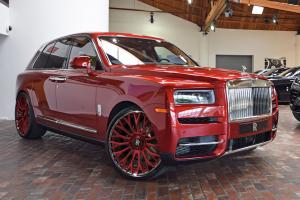2018 Rolls-Royce Cullinan on Forgiato Wheels (RDB-ECL)