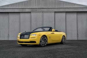 2018 Rolls-Royce Dawn Black Badge for Benjamin Treynor Sloss