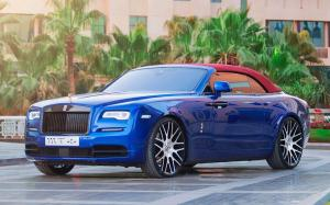 Rolls-Royce Dawn on Forgiato Wheels (Freddo-M) 2018 года