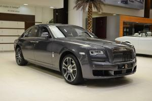 Rolls-Royce Ghost Anthracite 2018 года